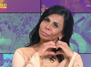 Gretchen diz não saber quantas cirurgias plásticas já fez: 'Não posso nem ver uma maca'