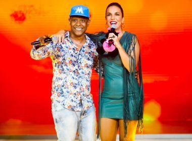 Ivete lançará música com Márcio Victor; canção poderá ser aposta para o Carnaval