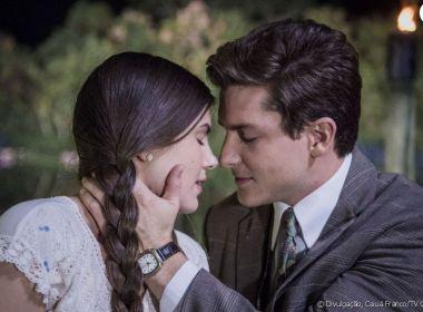 Klebber Toledo e Camila Queiroz serão um casal no filme da Chapecoense