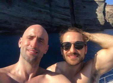 Paulo Gustavo lamenta perda de gêmeos da barriga de aluguel: 'Tristes, mas fortes'