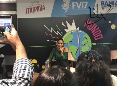 Anitta confirma Bloco das Poderosas na sexta de Carnaval em Salvador