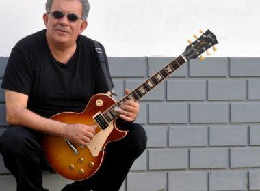 Morre guitarrista e radialista baiano Álvaro Assmar