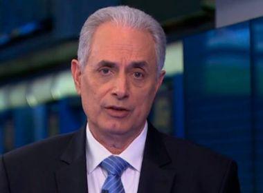 Globo anuncia demissão de William Waack após comentário racista