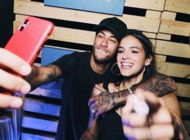 Bruna Marquezine chora ao se despedir de Neymar em Noronha; confira fotos