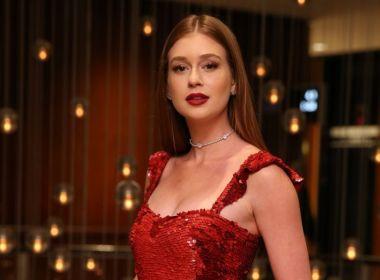 Seguidor chama Marina Ruy Barbosa de 'sem talento' e atriz dá resposta