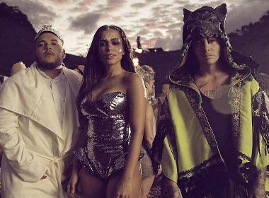 J Balvin lança 'Machika', nova parceria com Anitta; música pode ser tema da Copa