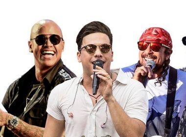 Primeira edição do 'Arena Safadão' em Salvador terá Léo Santana e Bell Marques