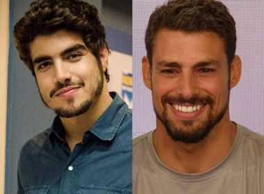 Aguinaldo Silva reserva Caio Castro e Cauã Reymond para próxima novela da Globo