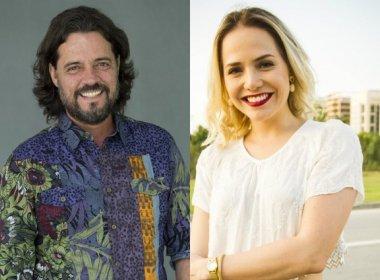 Felipe Carmargo e Letícia Colin estarão na próxima trama das 6 da Globo 'Novo Mundo'