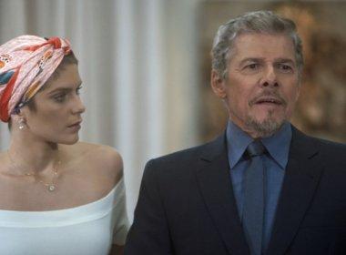 Para tentar permanecer casado, Tião drogará própria filha em 'A Lei do Amor'