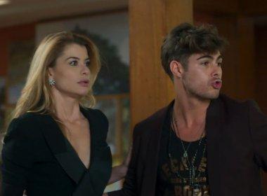 'Rock Story': Diana pedirá tempo para Léo Régis, após crise de ciúmes do cantor