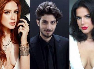 Globo quer Marina, Bruna e Chay como protagonista de nova novela das 9