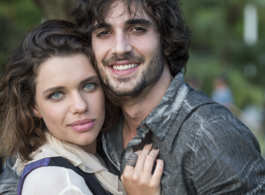 'À Força do Querer': Bruna Linzmeyer e Fiuk serão noivos na novela de Glória Perez