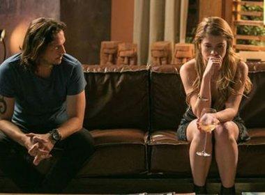 Gui diz a Diana que o futuro dele é com Júlia em 'Rock Story'