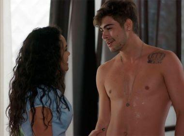 Em 'Rock Story', Léo não consegue convencer Stefany a ficar com ele