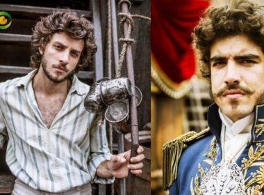 Dom Pedro e Joaquim podem ser irmãos em 'Novo Mundo'