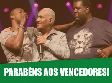 RESULTADO DA PROMOÇÃO: O Bahia Notícias te leva para o 'A Gente Faz a Festa'