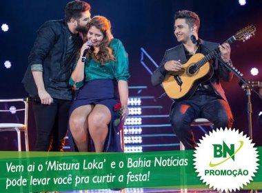 O Bahia Notícias te leva para a Festa 'Mistura Loka'