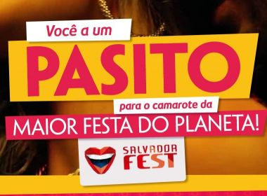 Promoção: Você a um 'pasito' para o camarote da maior festa do planeta
