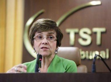 Seminário sobre reforma previdenciária contará com presença de ministra do TST
