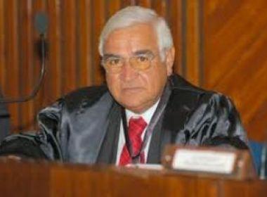 Desembargador Sinésio Cabral filho renuncia ao cargo de corregedor-geral