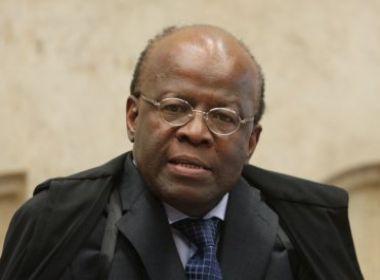Joaquim Barbosa suspende criação de novos tribunais regionais federais