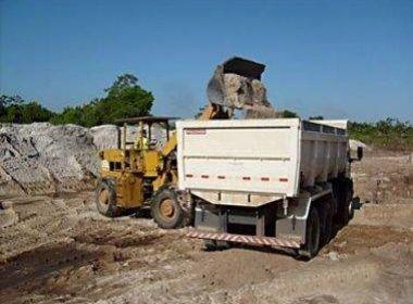 MP recomenda a municípios que exijam uso de materiais licenciados em obras públicas