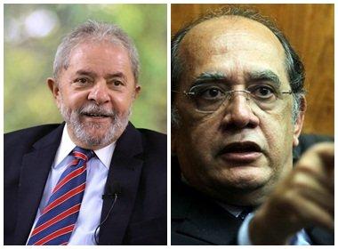 Gilmar Mendes chama Lula de bêbado em aniversário de Kátia Abreu