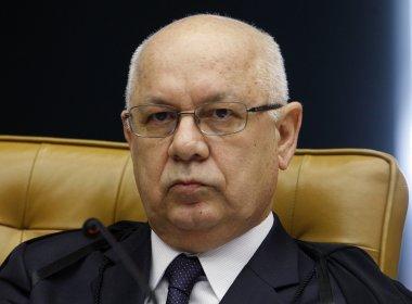 MINISTRO NEGA AÇÕES QUE QUESTIONAVAM A LEGALIDADE DA POSSE DE LULA