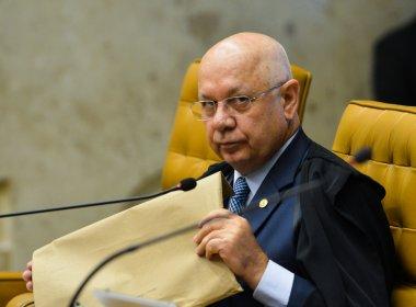 Ministro diz que Supremo precisa examinar se Cunha pode substituir Dilma e Temer