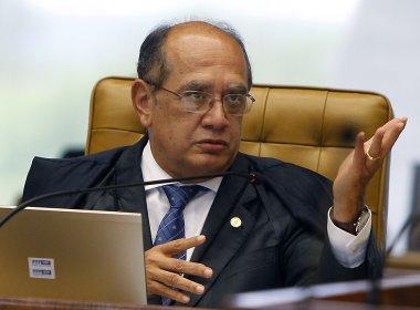 Gilmar Mendes é escolhido presidente de Turma do Supremo que julga a Lava Jato