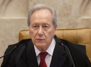 Lewandowski nega recursos no processo de impeachment