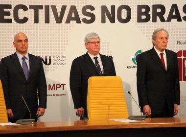Rodrigo Janot afirma que sociedade está 'engajada de corpo e alma' contra corrupção