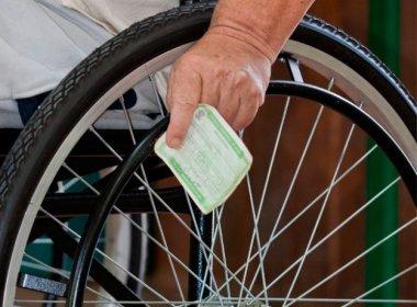 Eleitores com deficiência podem informar juiz sobre restrições até esta segunda