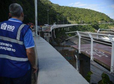 Justiça suspende obras de reconstrução e interdita ciclovia no Rio