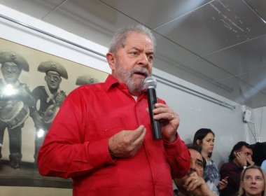 MPF pede que Lula explique bens apreendidos em cofre