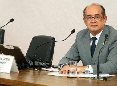 Gilmar Mendes pede manutenção de Forças Armadas no Rio até eleições