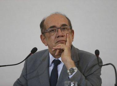 Gilmar Mendes critica vazamento de delação e afirma que MP 'se acha o ó do borogodó'