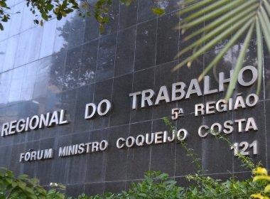 TRT-BA leilão 68 veículos penhorados na Semana Nacional de Execução
