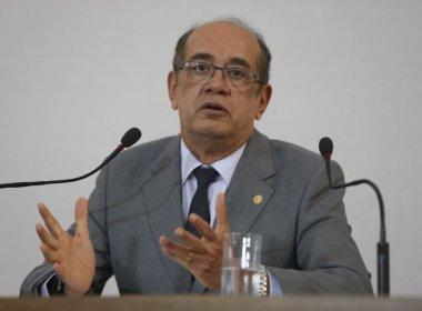 MINISTRO GILMAR MENDES ACUSADO DE AGIR CONTRA A OPERAÇÃO LAVA-JATO