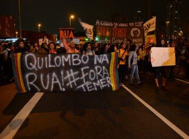Juiz libera 18 dos 26 jovens detidos em manifestação contra Temer em São Paulo