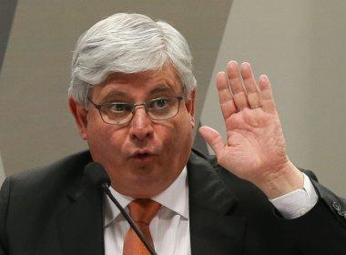 Rodrigo Janot afirma que Lava Jato está 'mais lenta' no STF do que na primeira instância