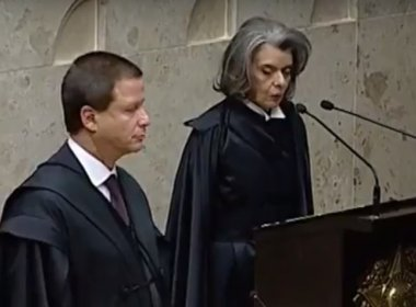 Cármen Lúcia toma posse da presidência do STF: 'Tarefa tão grata como difícil'