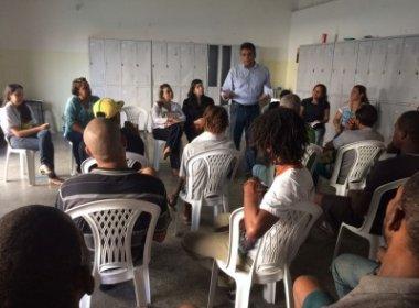 DP-BA põe fim a briga entre moradores do Garcia e usuários de abrigo público