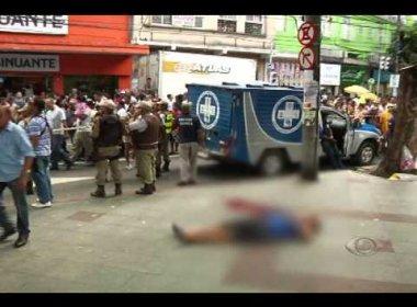Justiça condena dois homens a 30 anos de prisão por morte de traficantes na Praça da Piedade