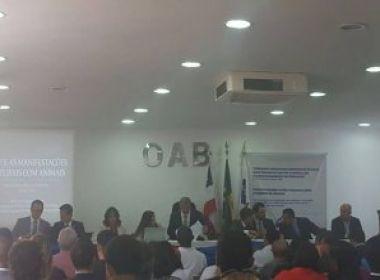 OAB-BA não tem posicionamento oficial sobre a vaquejada: 'Temos que aguardar o Conselho'