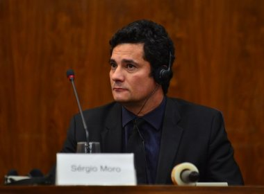 Sérgio Moro faz palestra para juízes sobre combate a corrupção em Porto Seguro