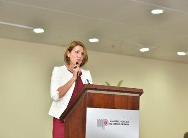Procuradora-geral de Justiça da Bahia pede que prefeitos não dificultem gestão de eleitos