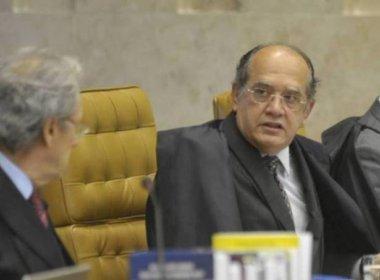 BATE BOCA ENTRE MINISTROS DO STF EM BRASILIA