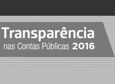 MP lança campanha 'Transparência nas Contas Públicas' para incentivar fiscalização
